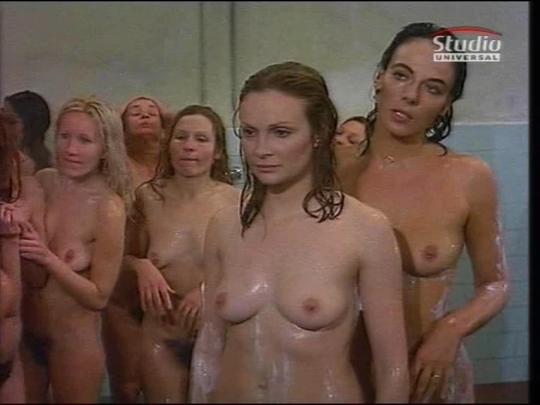 Women shaved in prison that