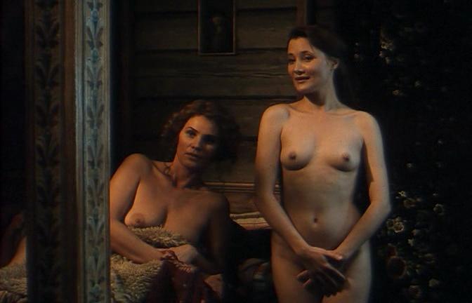 maria kulle naken